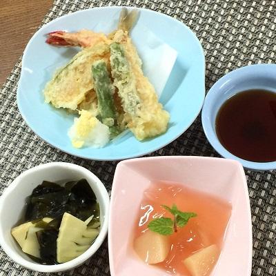 310422天ぷらと若竹煮ぶろぐ.jpg